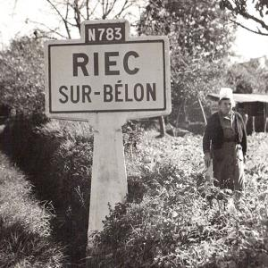 Riec sur Belon capitale de l'huitre du Belon